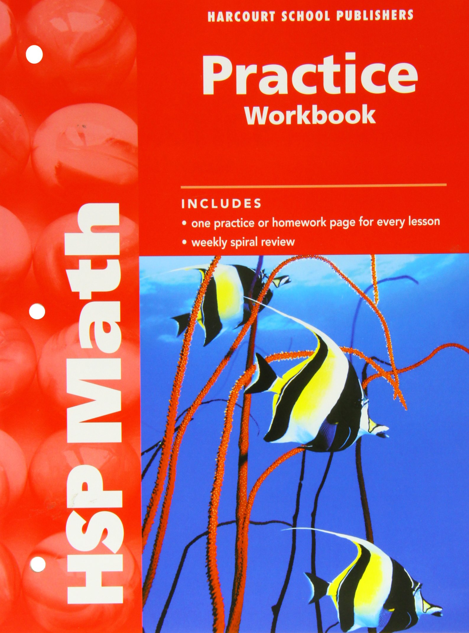 Hsp math practice workbook grade 4 harcourt school publishers hsp math practice workbook grade 4 harcourt school publishers 9780153567612 amazon books fandeluxe Gallery