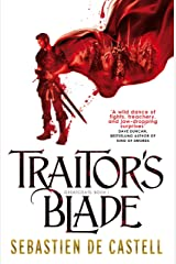 Traitor's Blade: the swashbuckling start of the Greatcoats Quartet Kindle Edition