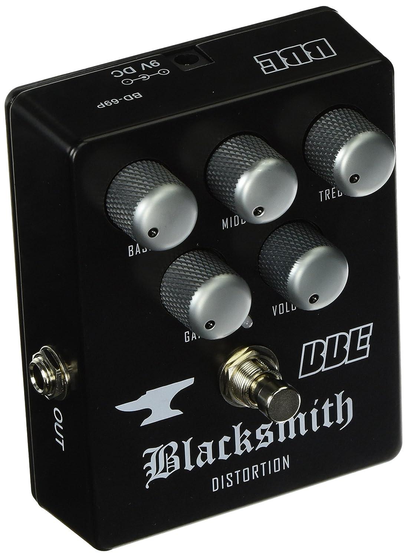 素晴らしい品質 BBE【並行輸入品】 Blacksmith Distortion With 3-Band EQ 3-Band Guitar EQ Effects Pedal ブラックスミス ディストーション ギター エフェクター【並行輸入品】 B00B9IMJ2Y, 介護用品専門店 まごころショップ:a05401da --- vezam.lt
