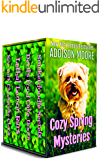 Cozy Spring Cozy Mysteries: Boxed Set