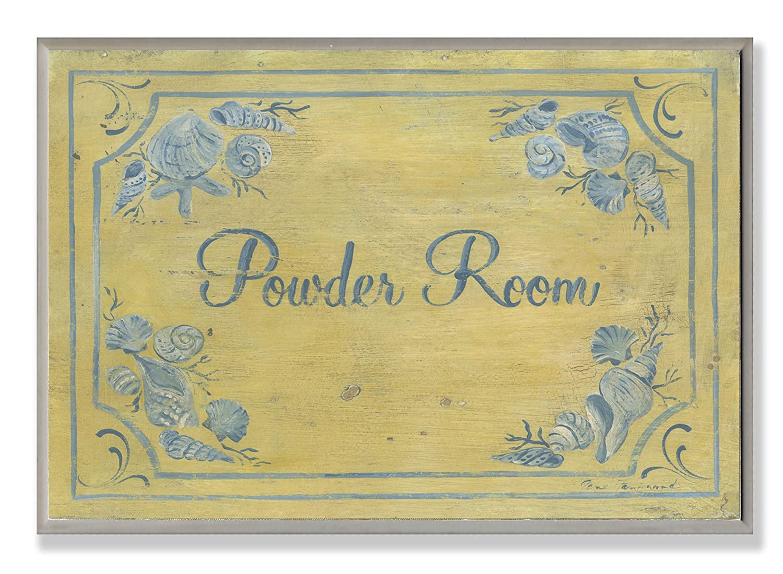 Amazon.com: The Stupell Home Decor Collection Fleur de Lis Powder ...