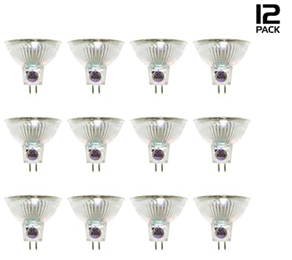 Amazon.com: Westgate iluminación 5 vatios MR16 LED luz foco ...