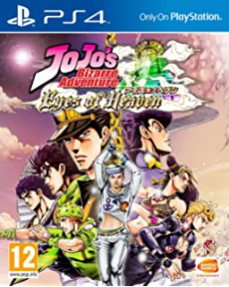 JoJo's Bizarre Adventure: Eyes of Heaven (PS4): Amazon co uk: PC