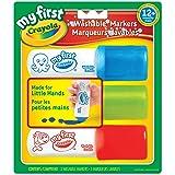 Crayola My First Crayola Easy Grip Markers