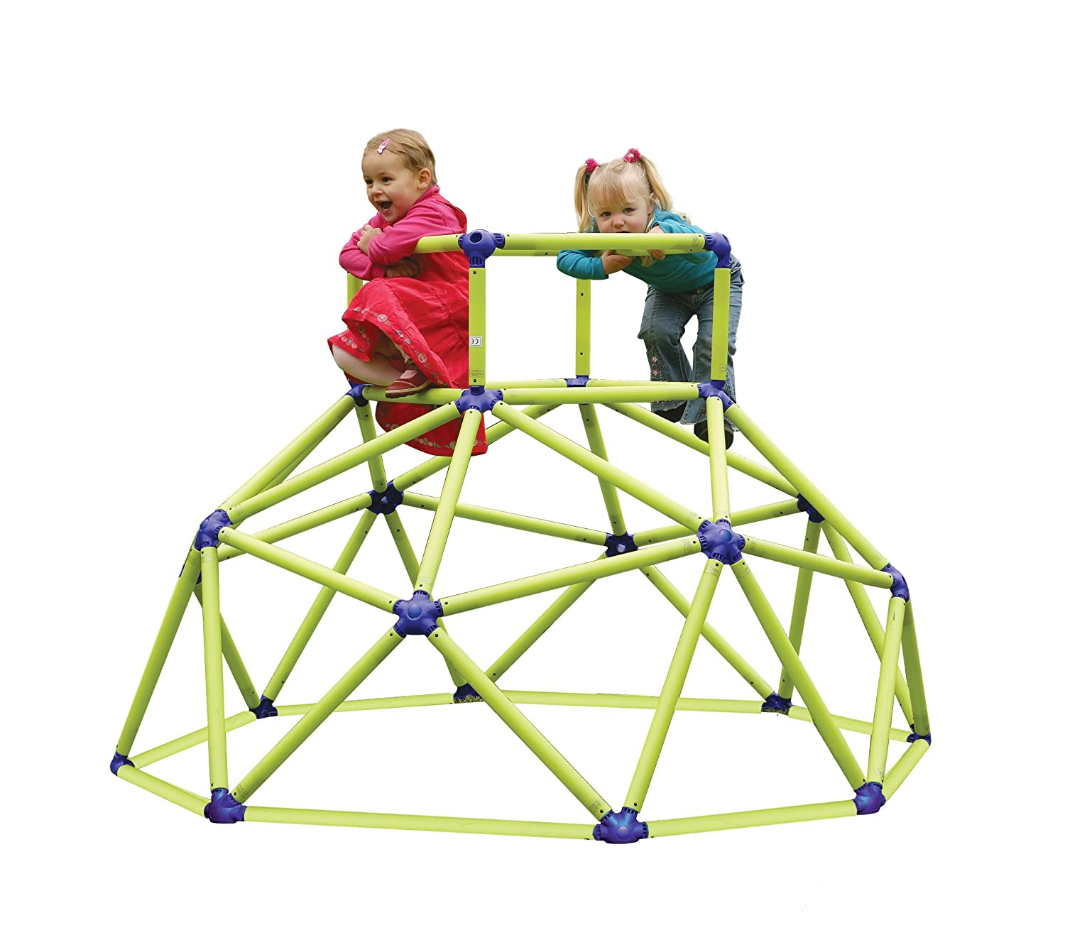 Eezy Peezy Monkey Bars Climbing Tower - Active Outdoor Fun for Kids Ages 3 to 8 Years Old