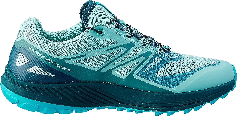 salomon women's sense escape trail running shoes 15 year