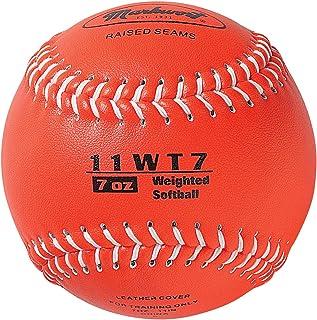 Markwort Color Coded Weighted 27,9cm Softball (198,4Gram, Bronzo)
