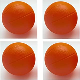 product image for Little Tikes - Toddler / Kids Replacement Basketball Ball - 5.82 inch diameter (Pack of 4)