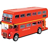 COBI 1885 Action Town - 1:35 - London Bus (435 Pcs) Construction Toy, Various