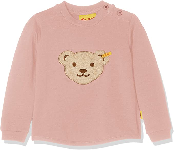 Steiff Sweat-Shirt B/éb/é Fille