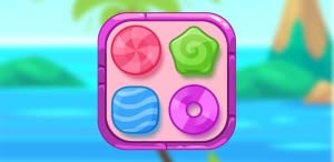 SweetMeats Crush - Match 3 Game from Jelly Bear Games