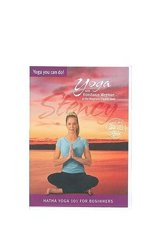 Amazon com: Yoga with Konstanze Wegman,hatha Yoga 101 for Beginners