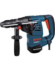 Bosch RH328VCQ 1-1/8-Inch SDS-Plus Rotary Hammer Kit with Quick-Change Chuck System