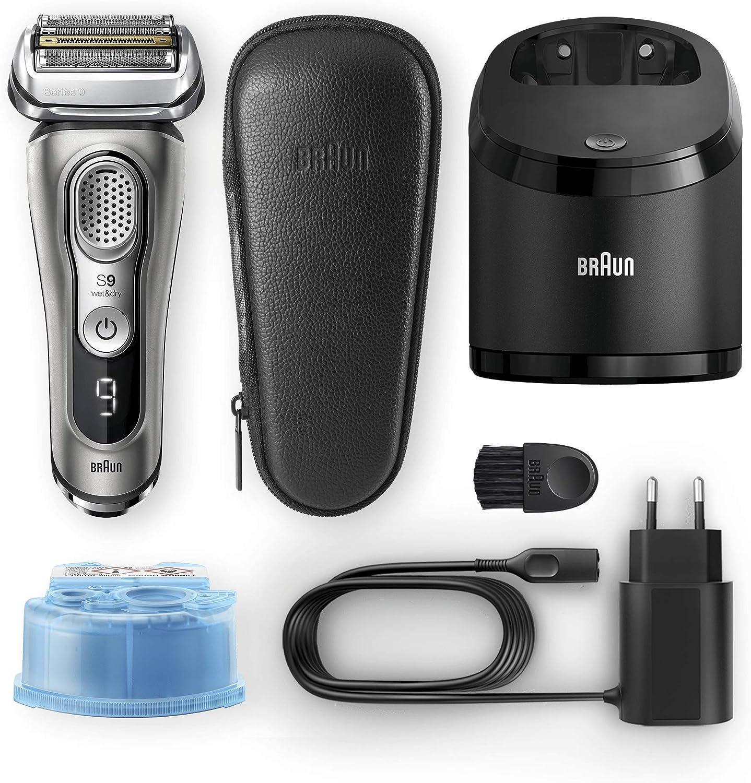Braun Serie 9 - Maquinilla de afeitar: Amazon.es: Salud y cuidado ...