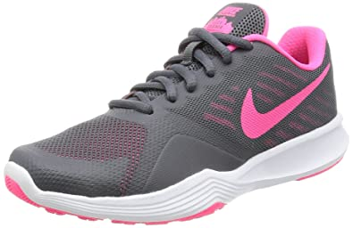Nike Women's City Trainer Women's Grey Trainers in Size 6.5 US (4 UK / 37.5