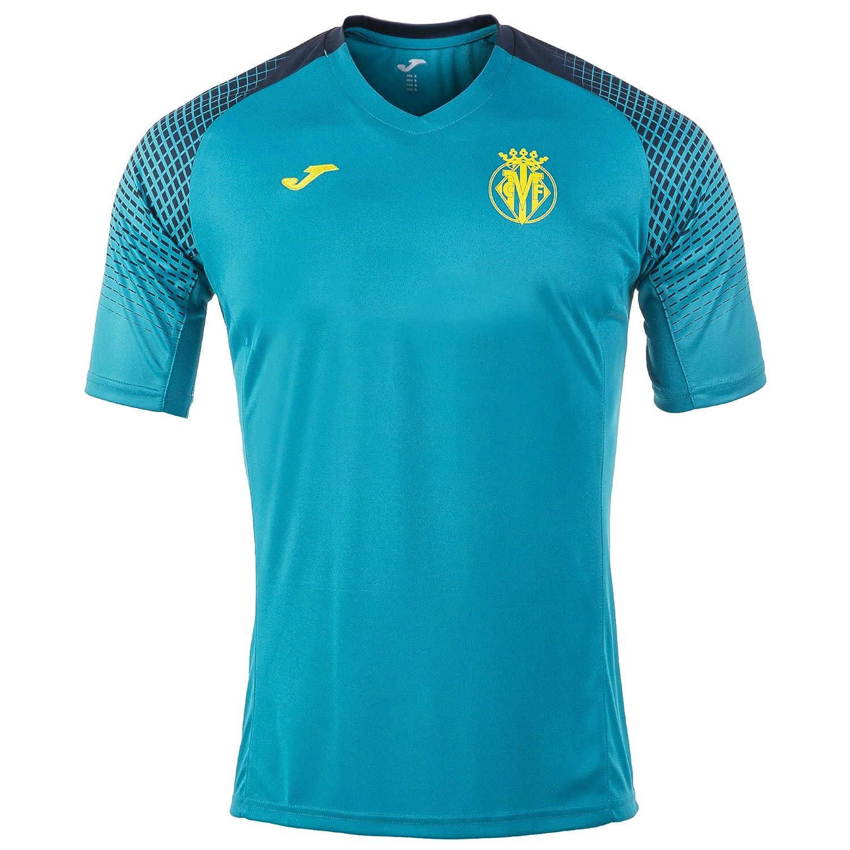 2017-2018 Villarreal Joma Training Shirt (Blue) B074PNLJ7Y Large 40-42
