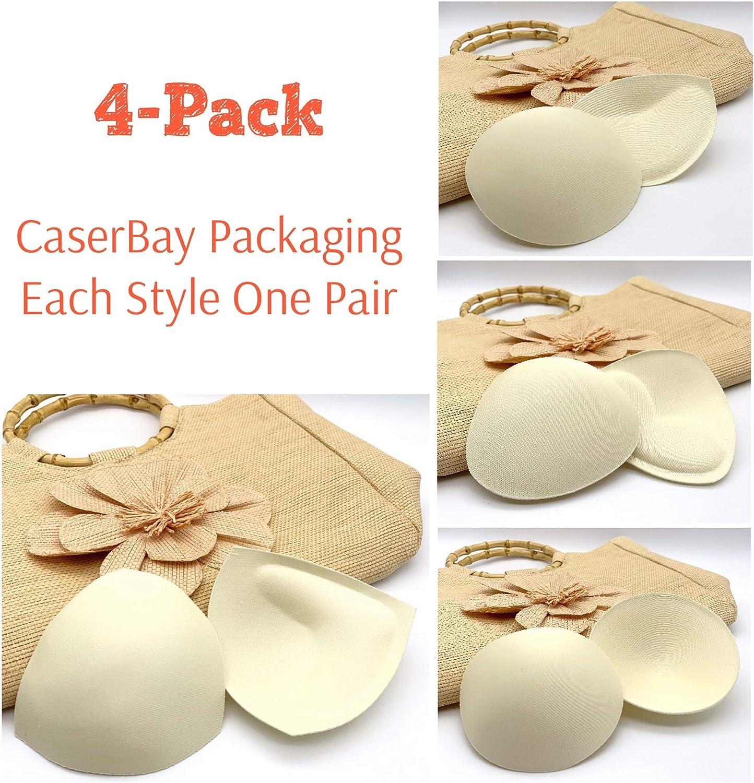 Bra Pads Bikini Pad Bra Inserts Push-up Pad Triangle Shape and Circular