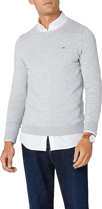 Tommy Hilfiger Original CN Sweater L//S Maglione Uomo