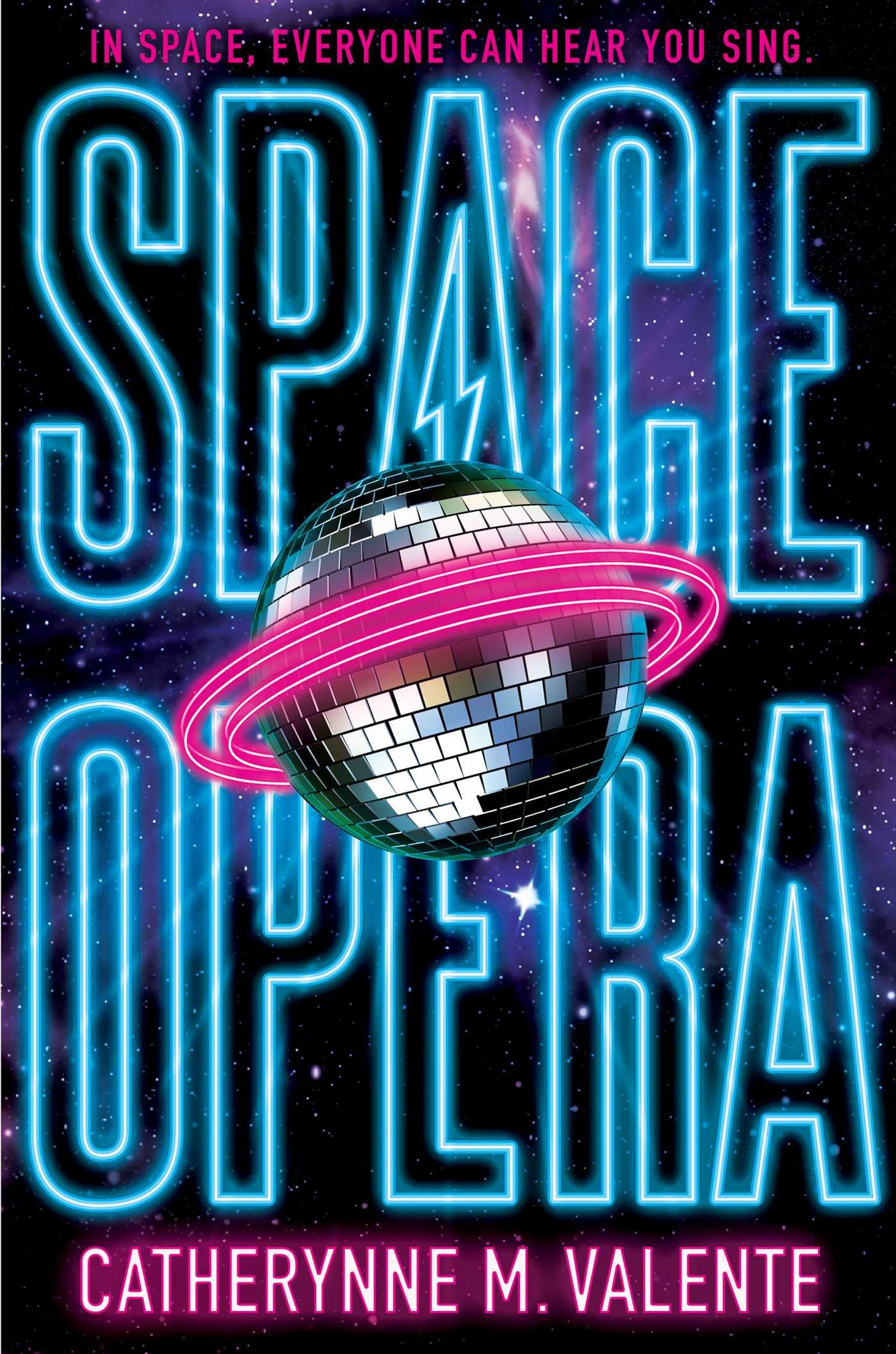 Catherynne M. Valente: Five Things I Learned Writing Space Opera