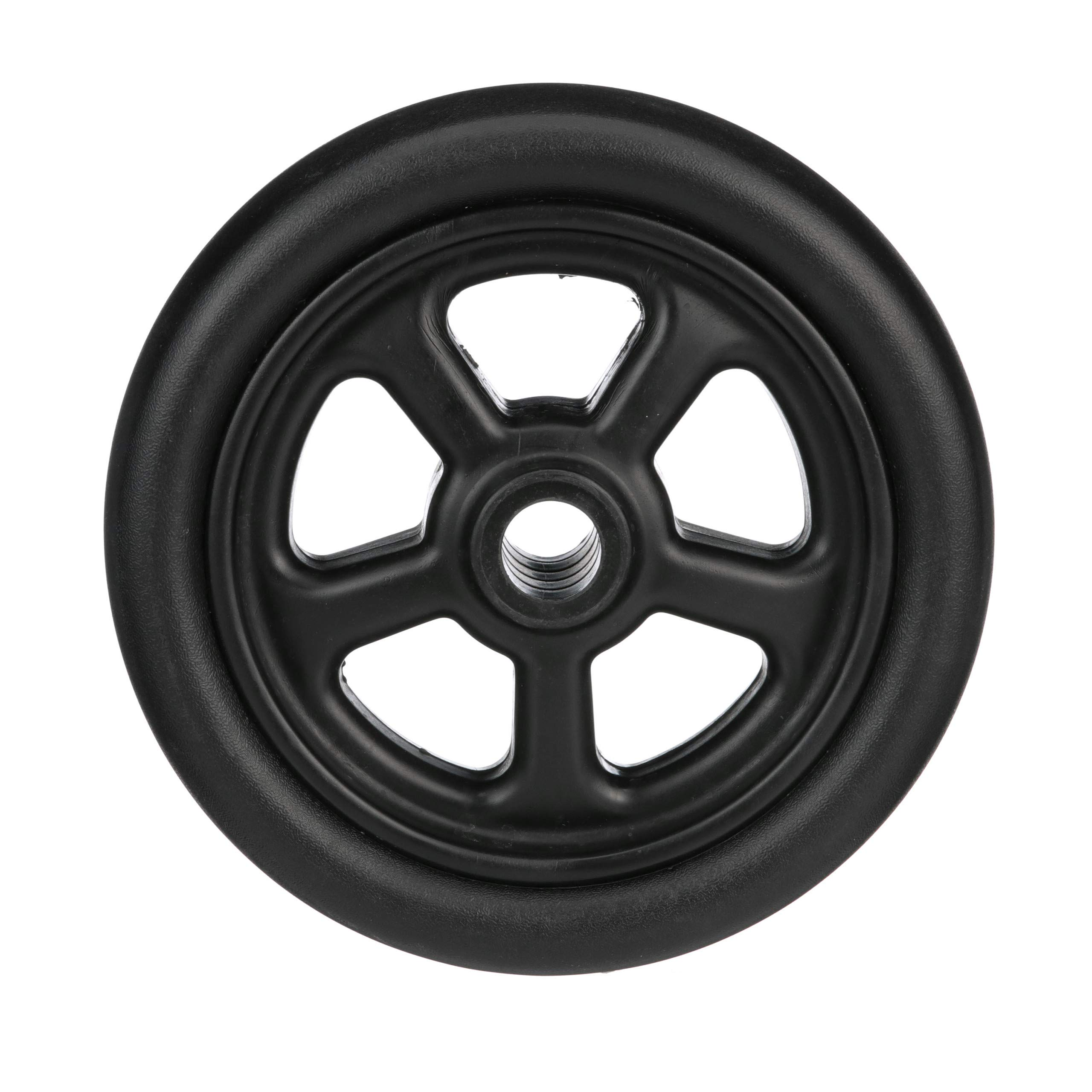 SEACHOICE 52070 Replacement Wheel for Fold Up Trailer Jack 6'' by SEACHOICE