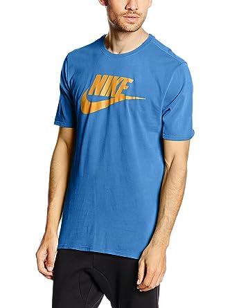 1a43c773 Nike Men's Solstice Futura Tee at Amazon Men's Clothing store: