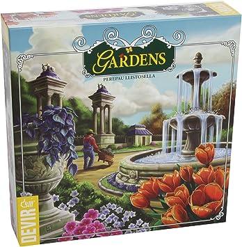Devir - Gardens, Juego de Mesa (BGGAR): Amazon.es: Juguetes y juegos