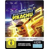 Pokémon Meisterdetektiv Pikachu 4K UHD + 2D