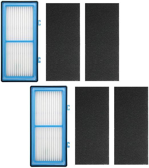 Filtros purificadores de aire de marca AF para Holmes AER1 HEPA ...