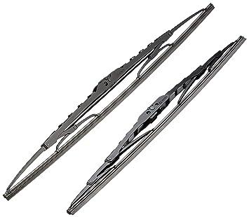 Bosch 3397118403 Twin Spoilers 531S - Limpiaparabrisas (2 unidades, 530 mm y 450 mm)