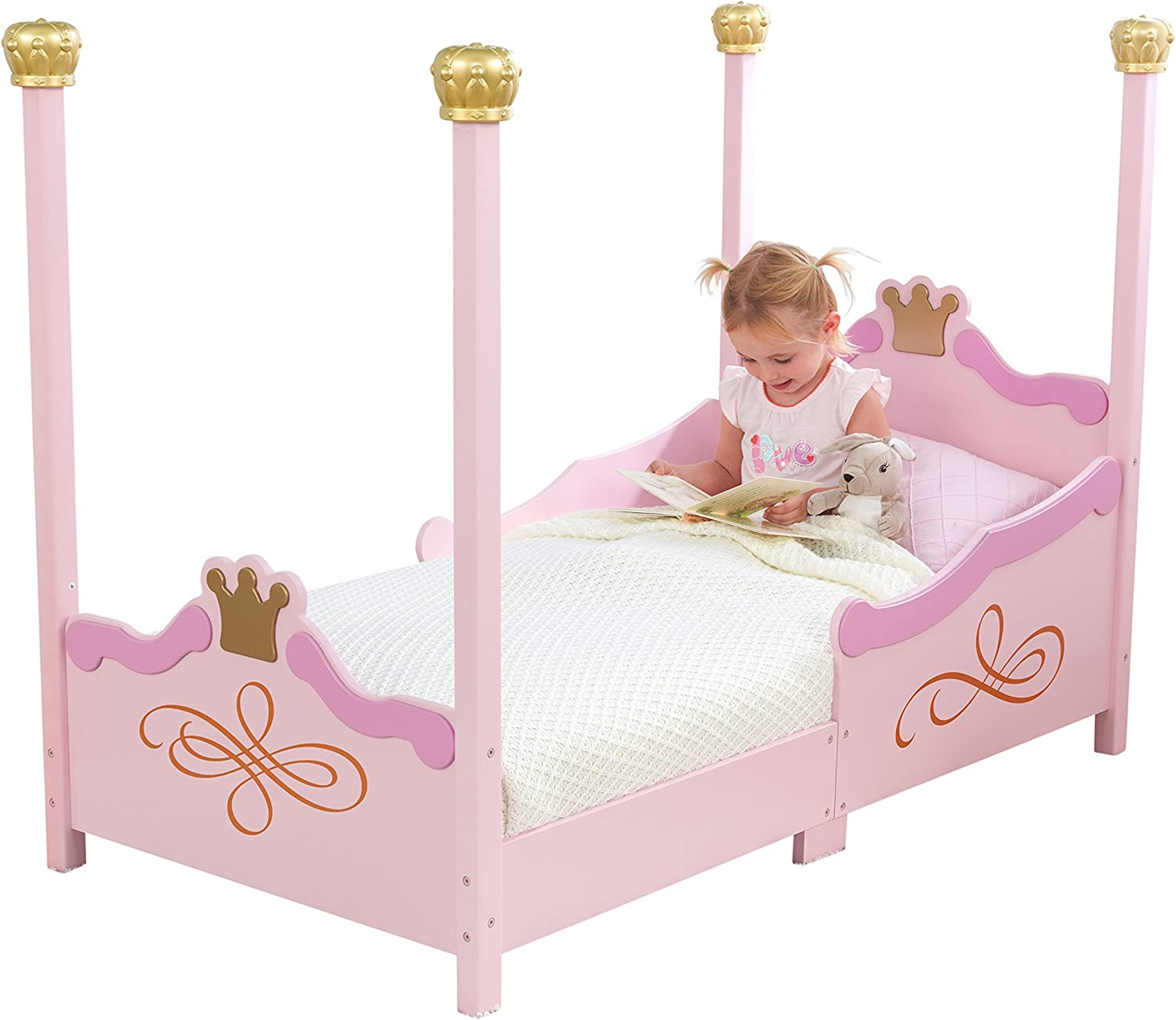 B0006NI4DG Princess Toddler Bed 810nk2e84CL.SL1500_