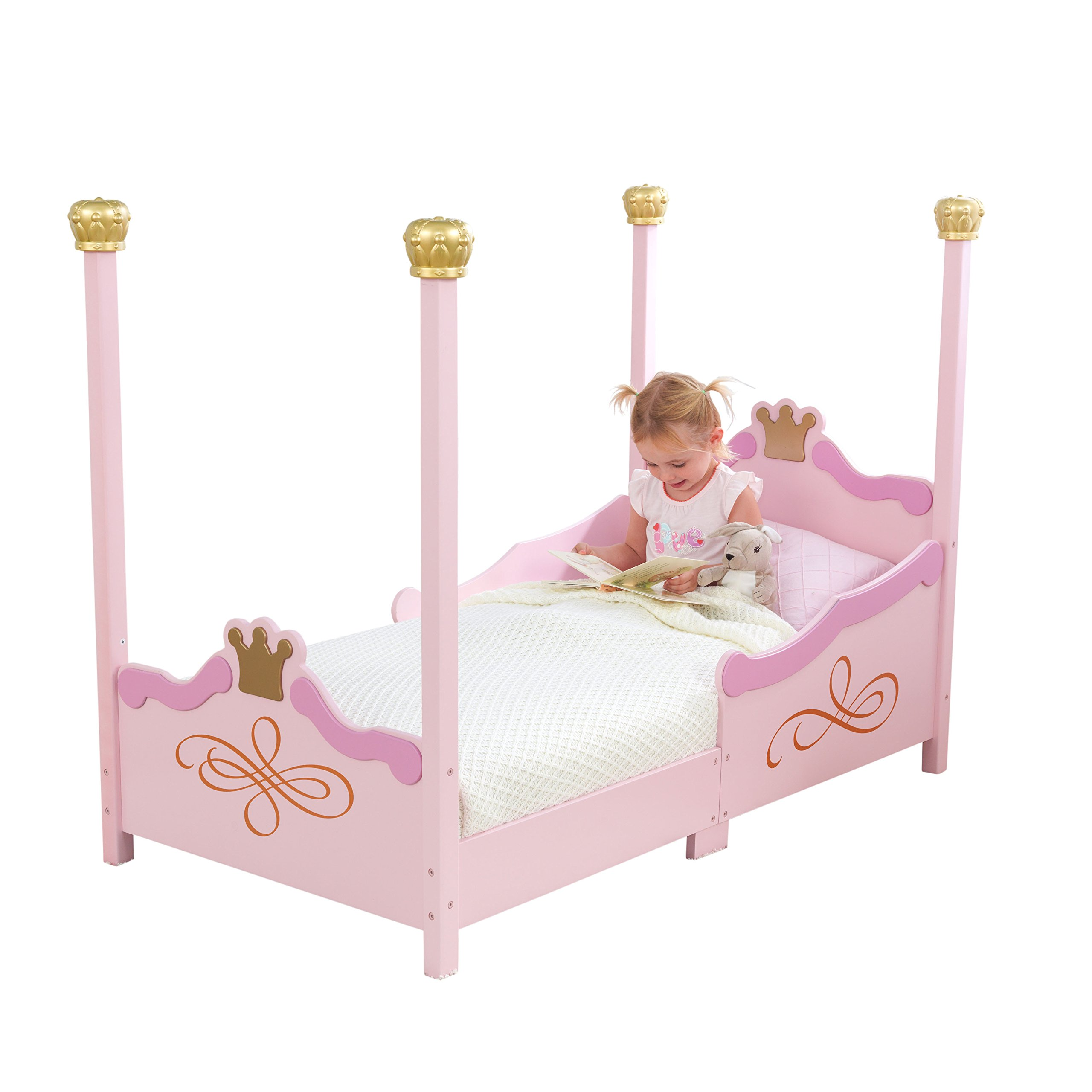 Princess Toddler Bed