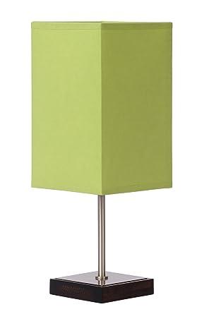 Lucide Duna Touch Tischlampe Grun Amazon De Beleuchtung