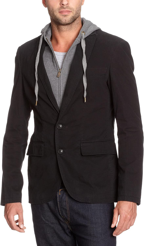 Esprit V30409 Blazer Homme Noir Tr Ce 7 Taille M