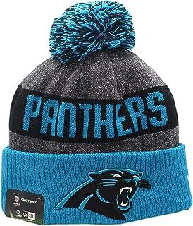 Amazon.com   NFL Beanie Carolina Panthers - Cuff Black   Panthers ... 6d6d78186