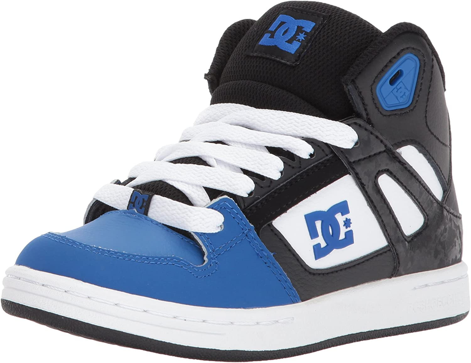 DC Shoes Women s Dc Youth Rebound Skate Shoes