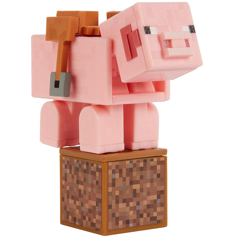 Amazon.com: Minecraft - Figura de acción para cómic: Toys ...