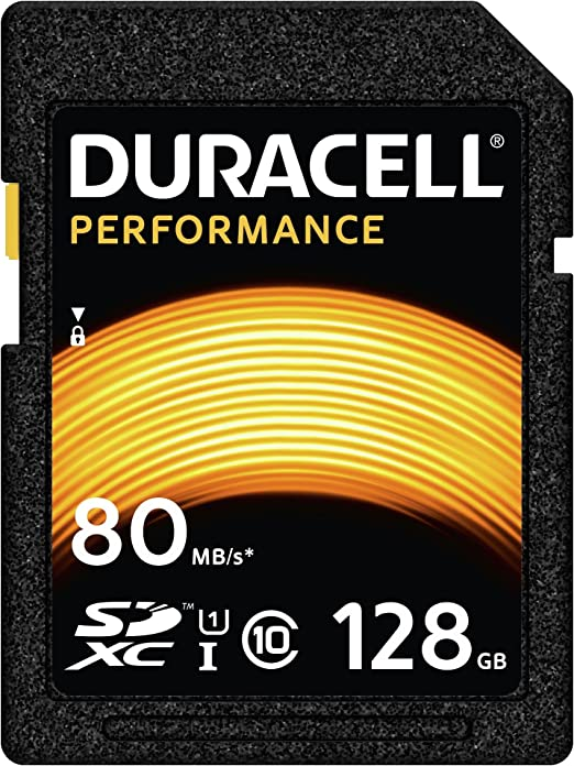 Duracell Drsd8pe Sdhc Memory Card Computers Accessories