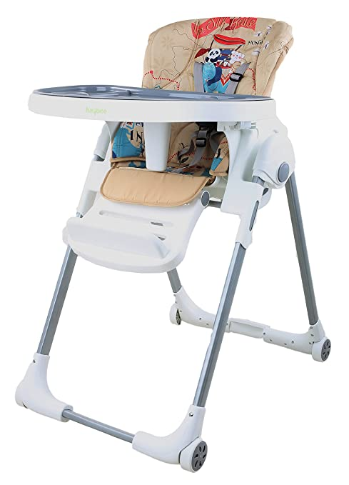 Baybee LittleHug 7 Position Height Adjustable Baby High Chair Baby Feeding Chair  sc 1 st  Amazon.in & Buy Baybee LittleHug 7 Position Height Adjustable Baby High Chair ...