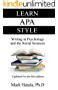 Learn APA Style: Writing in Psychology and the Social Sciences (English Edition)