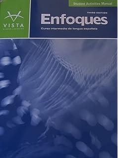Enfoques 3rd edition student edition book supersite access code enfoques curso intermedio de lengua espaola 3rd edition student activities manual fandeluxe Images