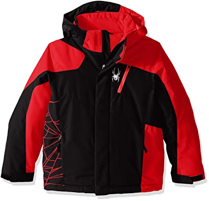 c54cdaff9 Amazon.com  Spyder Boys Guard Jacket  Sports   Outdoors