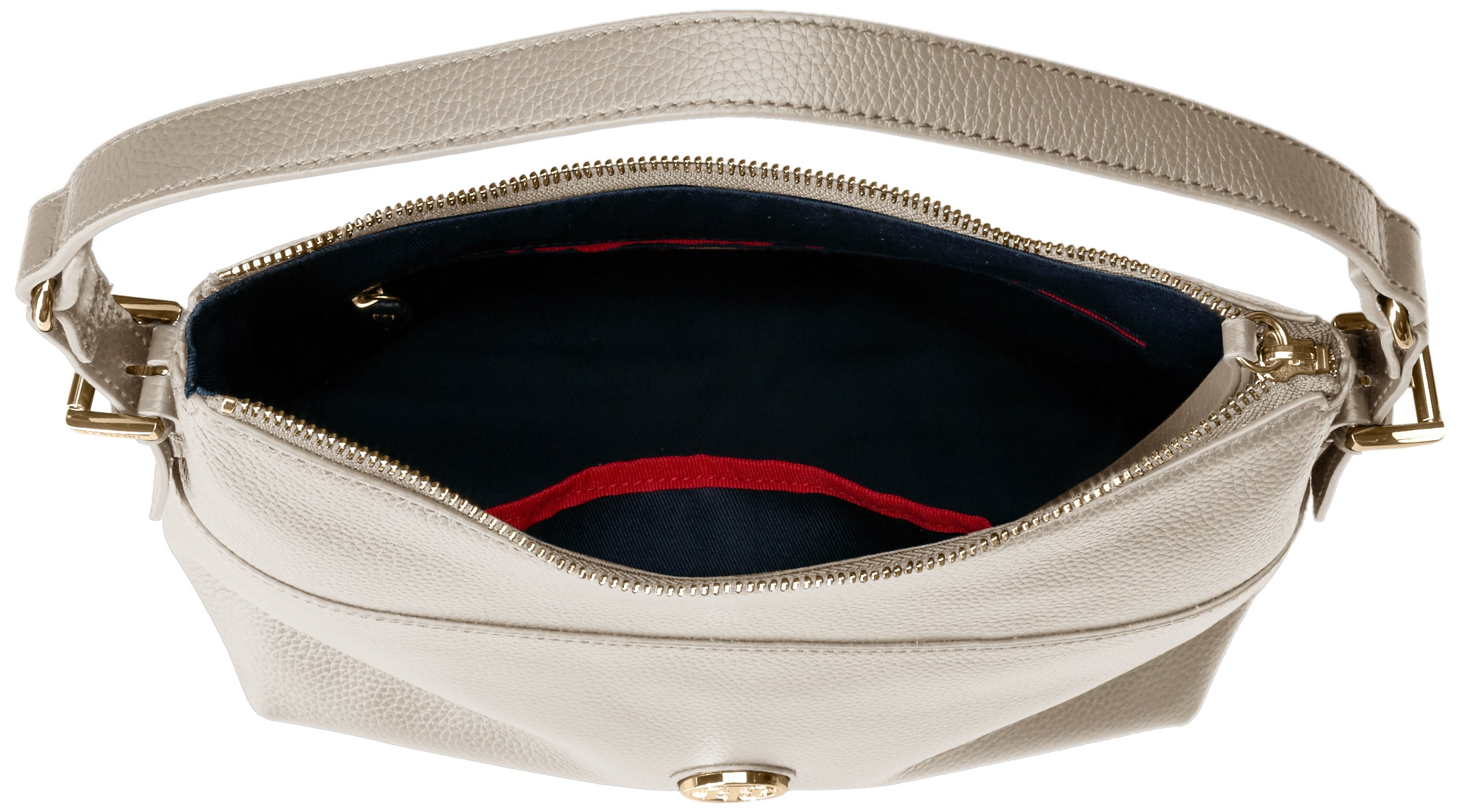 Tommy Hilfiger Purse for Women TH Summer of Love Hobo, Oatmeal by Tommy Hilfiger (Image #5)