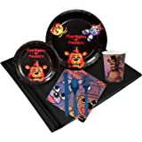 Five Nights at Freddy's Party Supplies - Party Pack for 16
