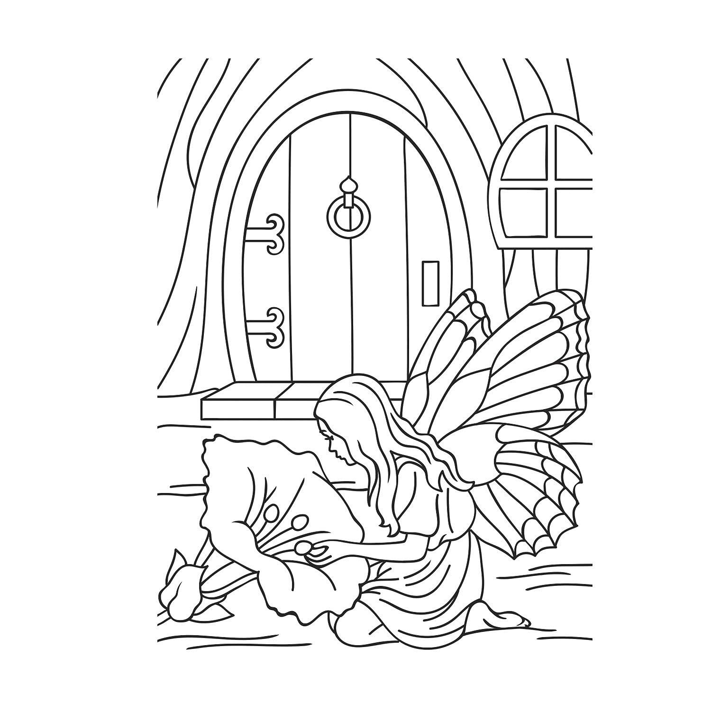 Darice Embossing Folder Cartella per Goffratura Mascherina Mosaico di Farfalle 10.8x14.6x0.3 cm