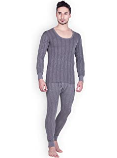 46f4114e04fd Lux Cottswool Men's Cotton Thermal Set: Amazon.in: Clothing ...
