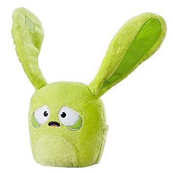 hanazuki hemka peluche verde lima/tiene miedo