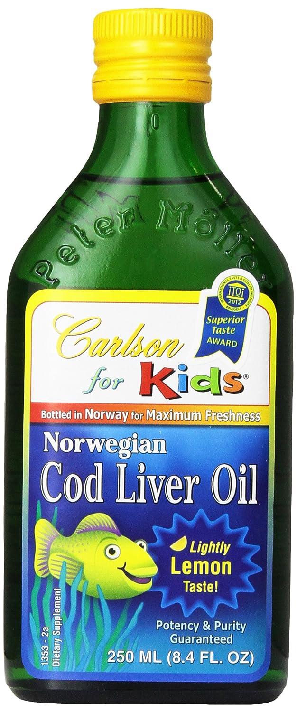 amazon com carlson labs norwegian carlson for kids natural