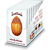 Cinnamon Almond Butter Squeeze Packs by Justin's, Gluten-free, Non-GMO, Responsibly Sourced, Pack of 10 (1.15oz each)