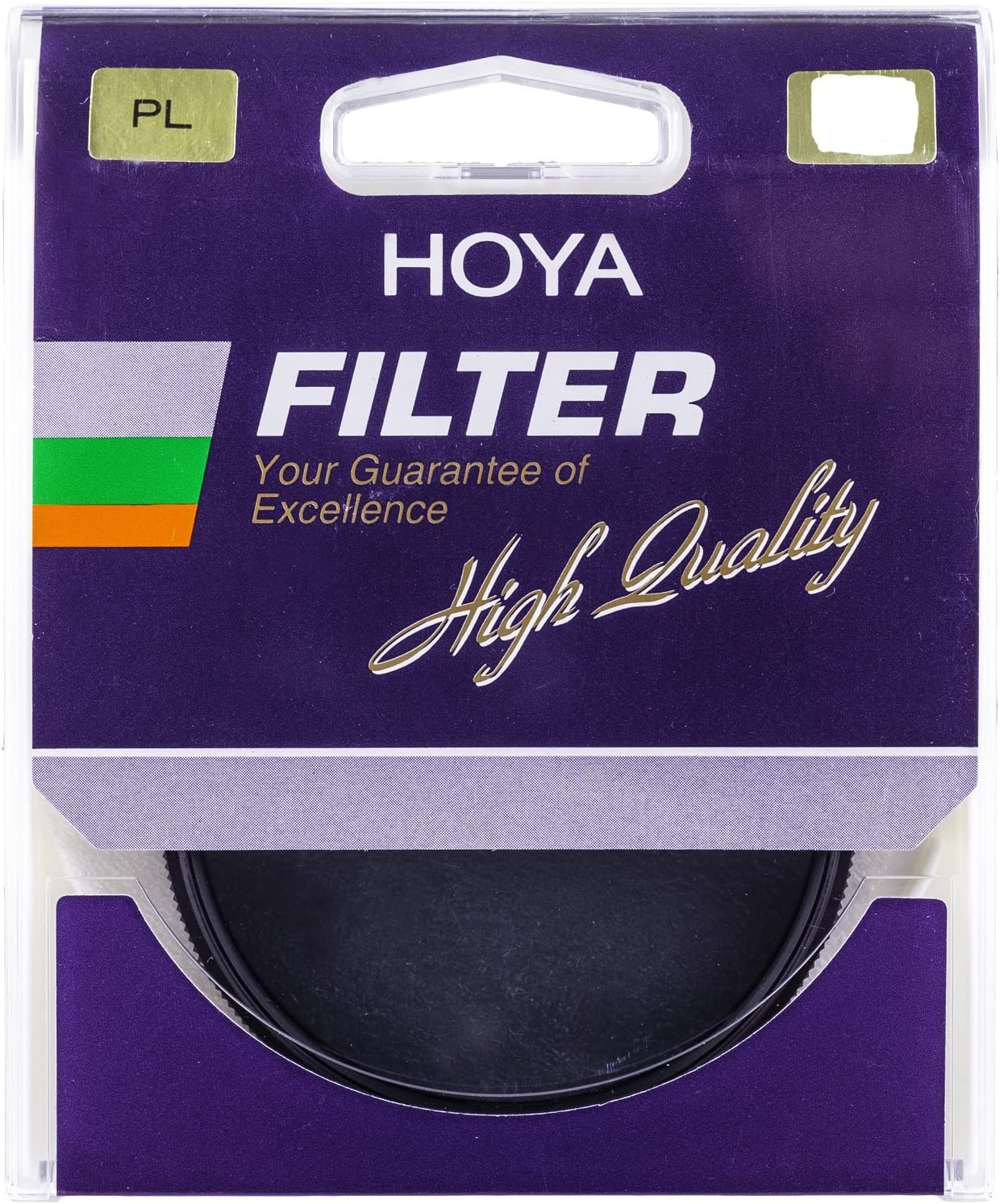 Hoya 82mm Linear Polarizer Filter