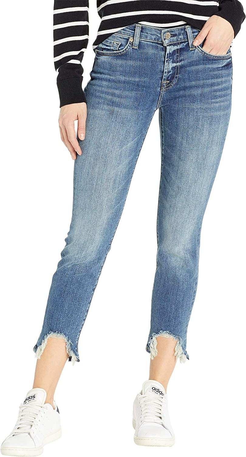 7 For All Mankind Womens Roxanne Ankle Jean